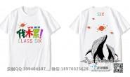 广东省佛山市华东小学6班团结卡通创意可爱班服